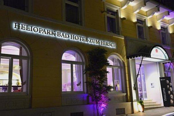 HELIOPARK Bad Hotel Zum Hirsch - 12