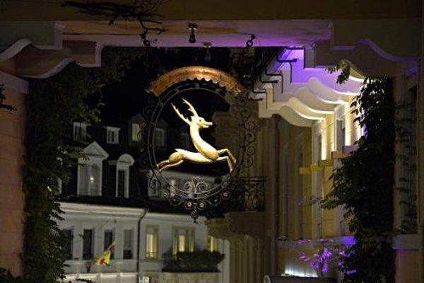HELIOPARK Bad Hotel Zum Hirsch - 14