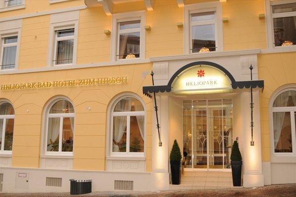 HELIOPARK Bad Hotel Zum Hirsch - 22