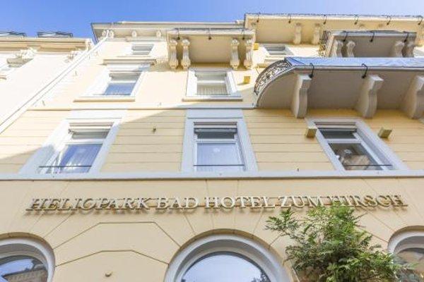 HELIOPARK Bad Hotel Zum Hirsch - 23