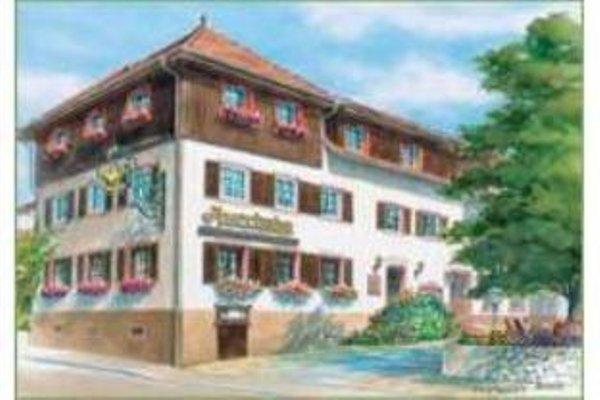 Gasthaus Auerhahn - фото 23