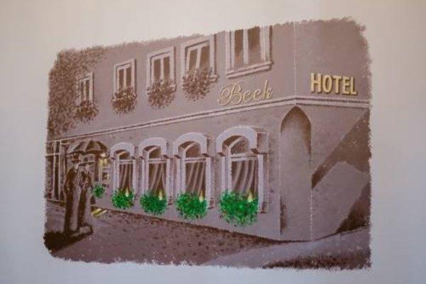 Hotel Beek - фото 23