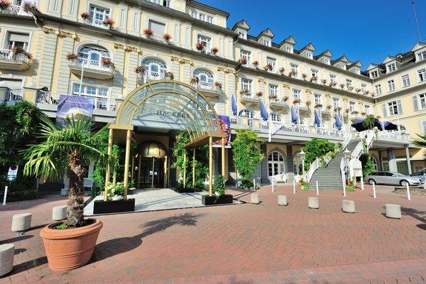 Hacker´s Grand Hotel - фото 23