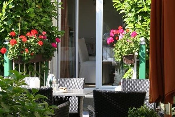 Hotel Rhein-Residenz - фото 17