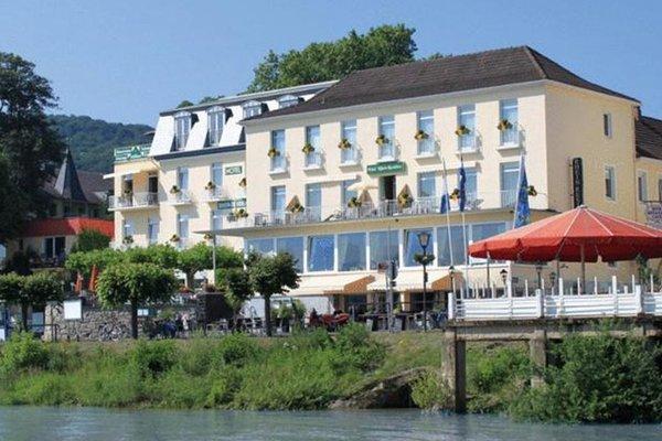Hotel Rhein-Residenz - фото 21