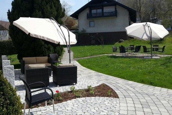 Landhotel Sonnenhalde - фото 21