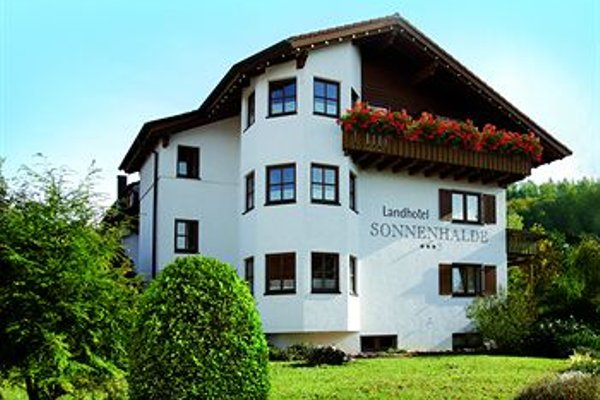 Landhotel Sonnenhalde - фото 22