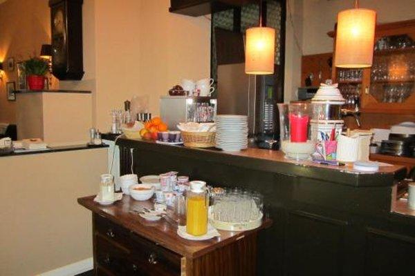 Hotel-Cafe-Burg Stahleck - фото 12