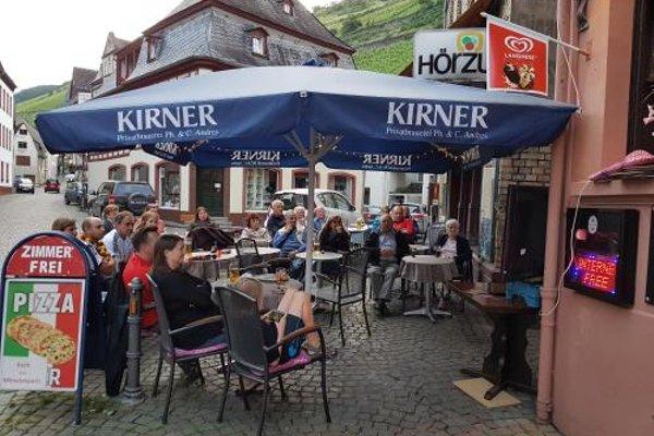 Hotel-Cafe-Burg Stahleck - фото 13