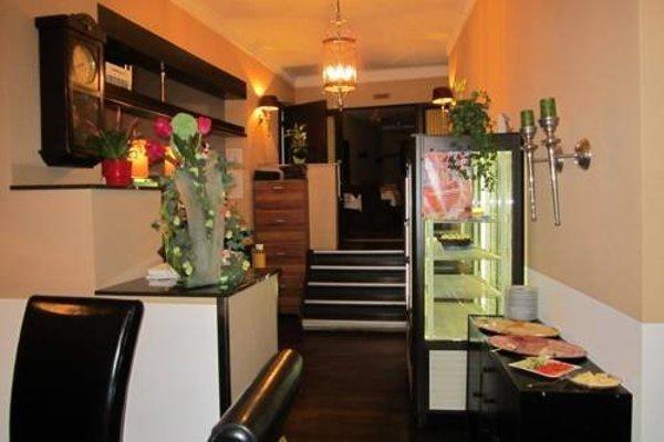 Hotel-Cafe-Burg Stahleck - фото 15