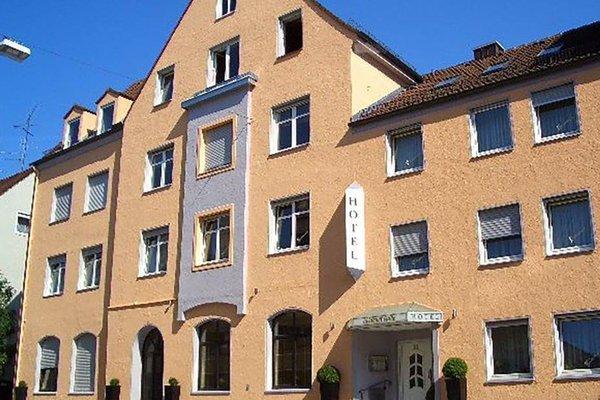 Hotel Augsburg Goldener Falke - фото 22