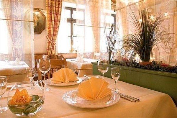 Hotel Augsburger Hof - фото 14