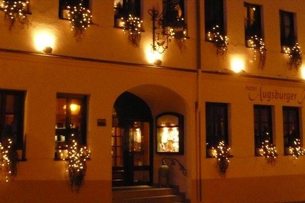 Hotel Augsburger Hof - фото 19