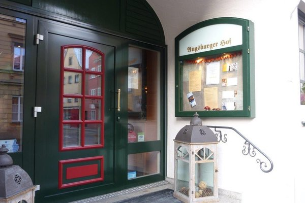 Hotel Augsburger Hof - фото 21