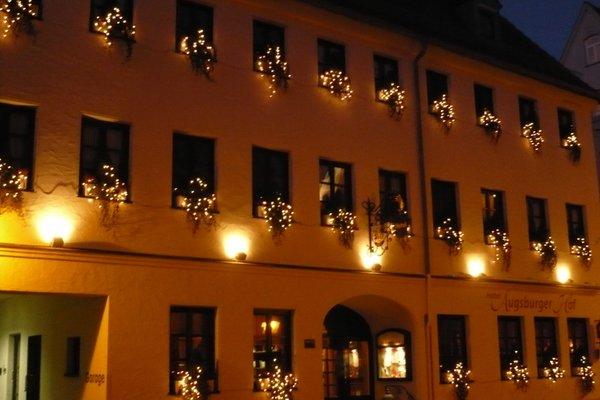 Hotel Augsburger Hof - фото 22