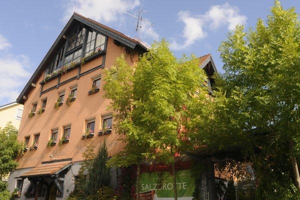 BIO Hotel Bayerischer Wirt Augsburg - фото 23