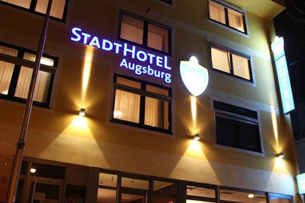 Stadthotel Augsburg - фото 23