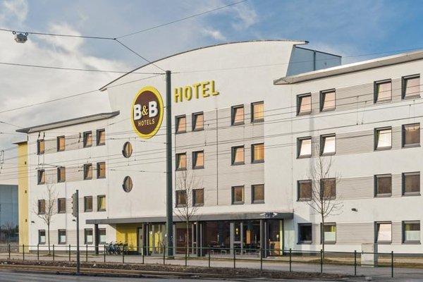 B&B Hotel Augsburg - фото 21