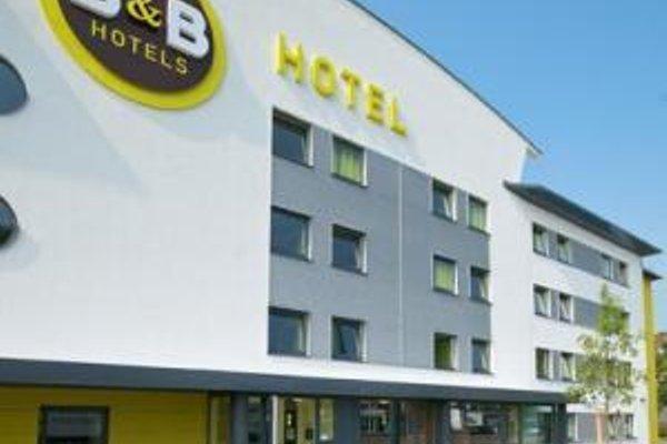 B&B Hotel Augsburg - фото 22