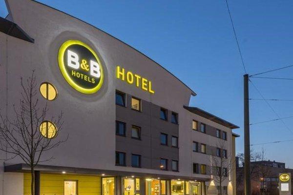 B&B Hotel Augsburg - фото 23