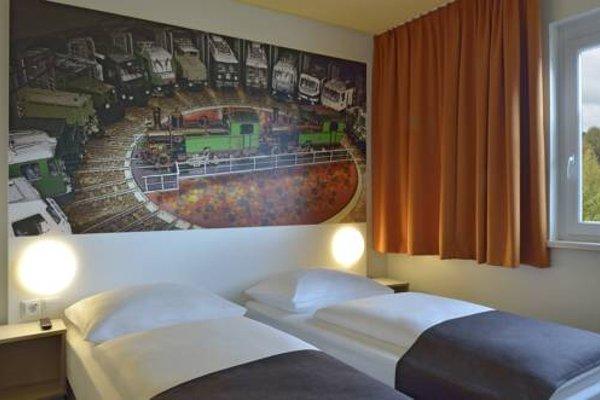 B&B Hotel Augsburg - фото 9