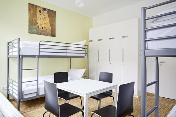 Ubernacht Hostel/ Hotel - фото 3