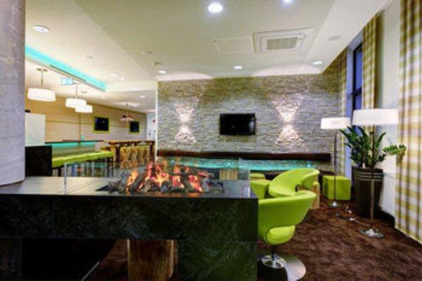 Отель Holiday Inn Express Augsburg - фото 17