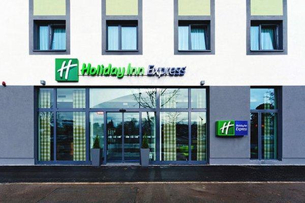 Отель Holiday Inn Express Augsburg - фото 20