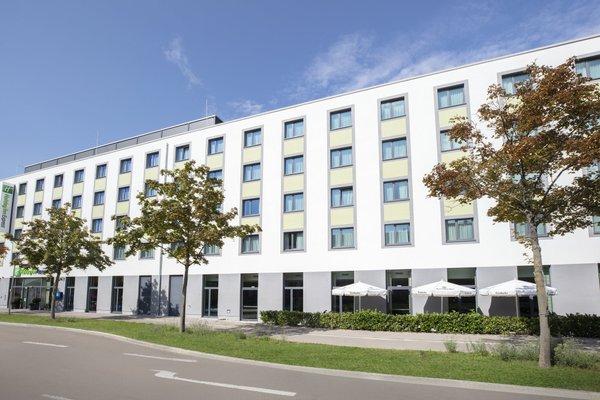 Отель Holiday Inn Express Augsburg - фото 21