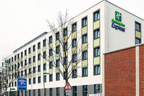 Отель Holiday Inn Express Augsburg - фото 22