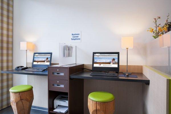 Отель Holiday Inn Express Augsburg - фото 3