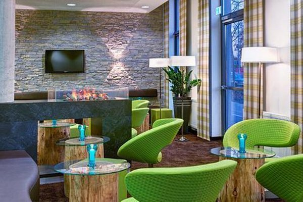 Отель Holiday Inn Express Augsburg - фото 5