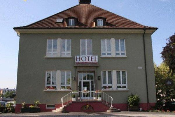 Hotel Pfaffenmuhle Aschaffenburg/ Damm - фото 22