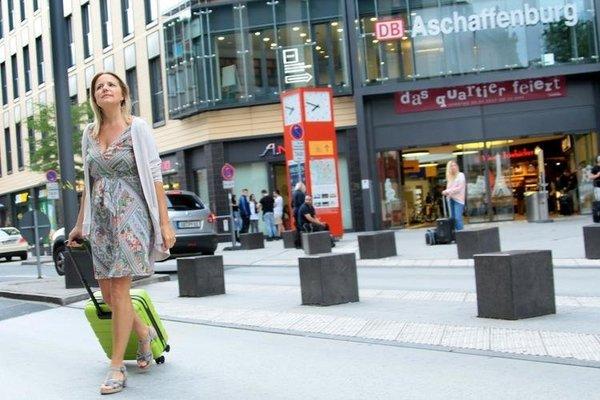 City-Hotel Aschaffenburg - фото 13