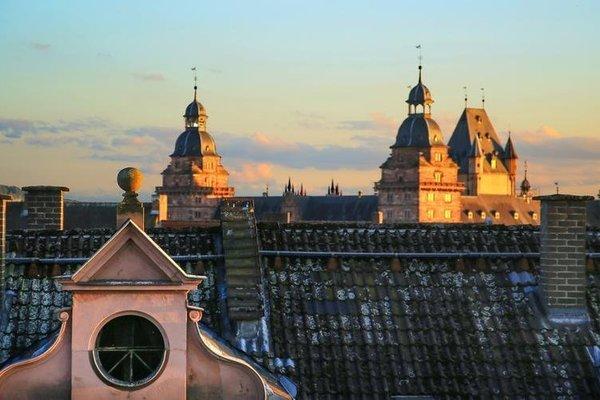 City-Hotel Aschaffenburg - фото 23