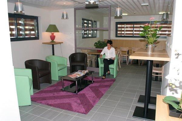 B&B Hotel Limoges Gare - фото 10