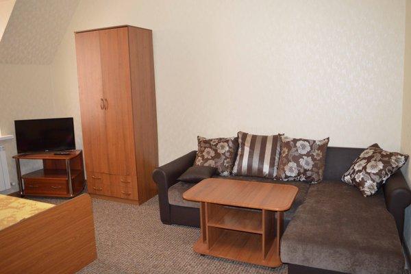 Гостиница Золотой Джин - фото 10