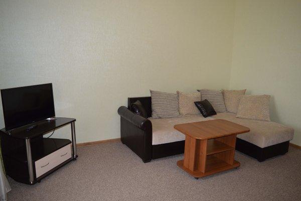 Гостиница Золотой Джин - фото 11