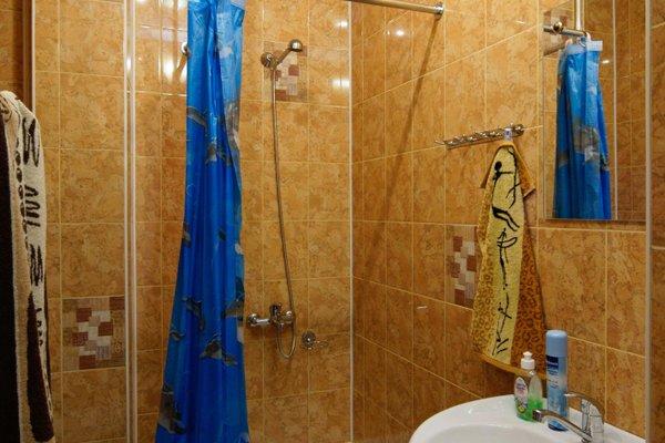 Гостиница Золотой Джин - фото 12