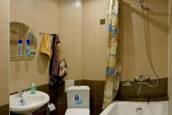 Гостиница Золотой Джин - фото 14