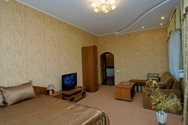 Гостиница Золотой Джин - фото 7
