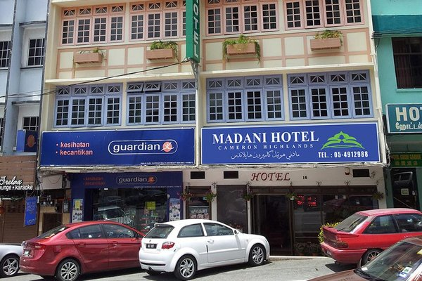 Madani Hotel Cameron Highlands - фото 19