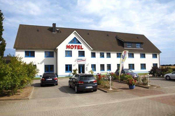 Hotel Pommernland - фото 17