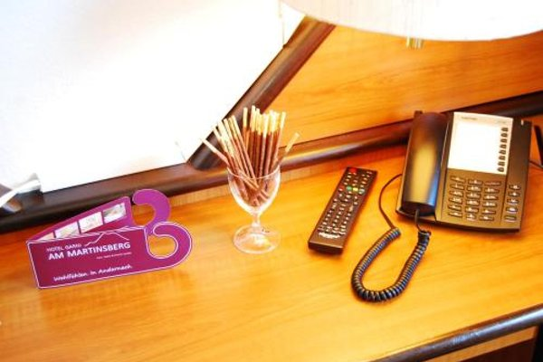 Residenz Hotel Am Martinsberg - фото 16