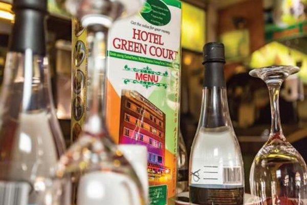Hotel Green Court - фото 6