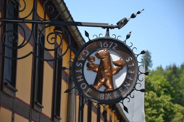 Naturhotel Gasthof Barenfels - фото 20