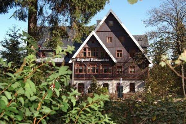 Berghotel Friedrichshohe - 23