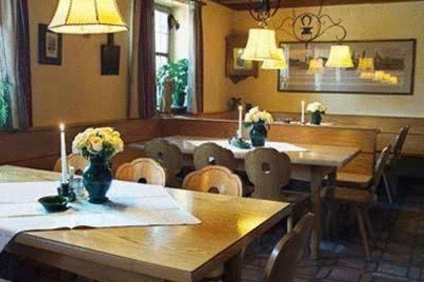 Hotel-Gasthof Wadenspanner - 10