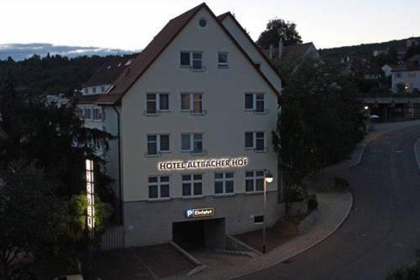 Hotel Altbacher Hof - фото 22