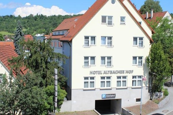 Hotel Altbacher Hof - фото 23